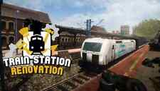 Train Station Renovation (PC) Steam Key