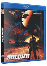 Soldier (1998) - Blu Ray Disc - Kurt Russell -
