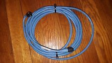 Furuno Blue Network Cable 5m for Navnet VX1 VX2 000-154-049 6 Pin F Both Ends