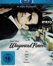 BLU-RAY NEU/OVP - Wayward Pines - Ein guter Ort zum sterben - Matt Dillon