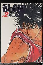 JAPAN Takehiko Inoue manga: Slam Dunk Complete Edition vol.2