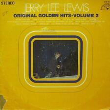 Jerry Lee Lewis(Vinyl LP)Original Golden Hits Volume II-Sun-SUN 103-USA-VG/VG+