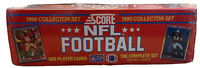 1990 Score NFL Football Collector Set Series 1 & 2 Includes BO JACKSON RC Sealed