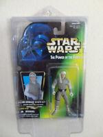 Star Wars Power of the Force Green Card Action FigureLUKE SKYWALKER IN HOTH GEAR
