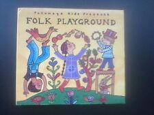 Various Artists - Folk Playground (2006)