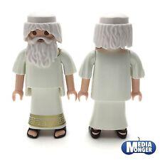 playmobil® Römer Figur: griechischer Philosoph | Sokrates | Gott | Zeus | 9149