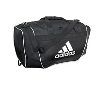 Adidas Defender II Duffel Bag, Black