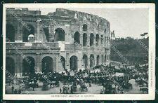 Roma Città Colosseo cartolina QT1970