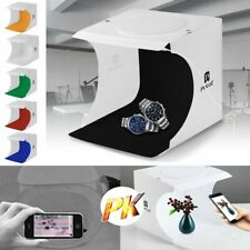 Light Box Photo Product Photography Tent Lighting Kit Portable Foldable Studio