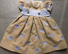 BABIES 12M DESIGNER DRESS FROM SPAIN