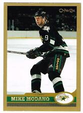 1999 2000 O PEE CHEE 99/00 OPC...TEAM SET...DALLAS STARS...11 CARDS...MODANO