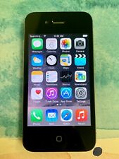 Apple iPhone 4s - 32GB - Black (Sprint) A1387 (CDMA + GSM)