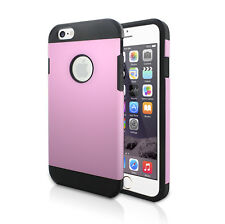 "Apple iPhone 6 OctoArmor 4.7"" Hard Cover Protective TPU Phone Case (Pink)"