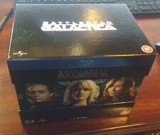 BATTLESTAR GALACTICA THE COMPLETE SERIES (BLURAY) Box Set Free Shipping