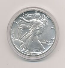 1988 UNITED STATES/USA/US/STATI UNITI, ONE Dollar Liberty  (Aquila) Argento FDC