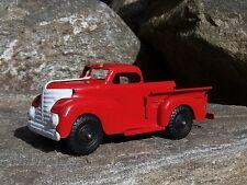 Vintage Marx Pressed Steel Firestone Pickup Truck Rare Good Original Condition