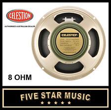 """CELESTION GREENBACK 12"""" GUITAR SPEAKER 8 OHM G12M LOUDSPEAKER G-12 GREEN - NEW"""