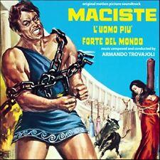 Armando Trovajoli: Maciste l'uomo più forte del mondo (New/Sealed CD)