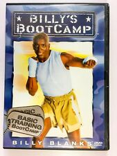 Billy Blanks - Billy'S Boot Camp: Basic Training Bootcamp + Free S&H Usa +
