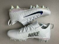 Nike Alpha Huarache 7 Pro LE Lacrosse shoes men's Size 9 Metallic BV0904-100
