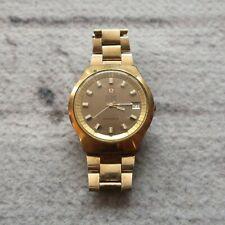 Vintage Omega F300 Tuning Fork Watch