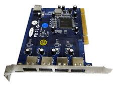 BELKIN F5U220 HI SPEED USB 2.0 5-PORT PCI T-M C901B4-H PCI CARD USER MANUAL