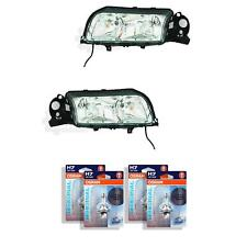 Halogen Headlight Set Volvo S80 05.98-07.06 H7/H7 Incl. Lamps 1360995