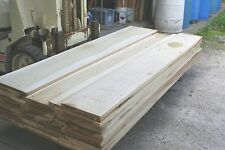 "100 bd ft 4/4 Poplar Lumber, KD, S2S, Selects & Better, 8' long, 12"" and Wider"
