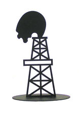 Oil Derrick Centerpiece Table Decor Cake Decoration 11 inch