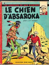FUNCKEN. Le Chien d'Absaroka Jack Diamond. JEUNE EUROPE