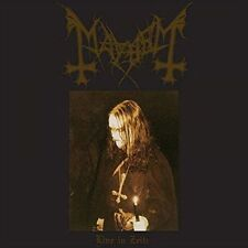 Live in Zeitz 1990 by Mayhem (Metal) (Vinyl, Sep-2016, Peaceville Records (USA))