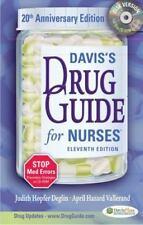Davis's Drug Guide for Nurses, with CD-ROM (Davis's Drug Guide for Nurses (W/CD)