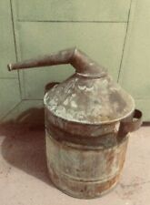 """Antique USA Copper Brew Whiskey Still. 12"""" Tall x 12"""" Round  11"""" Spout"""