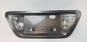 2006 2007 honda accord sedan rear trunk reverse light filler panel GRAY