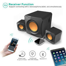 New Bluetooth Transmitter and Receiver Bluetooth Adapter 4.1 2-in-1 Audio APTX