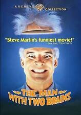 The Man With Two Brains DVD starring Steve Martin