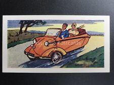 No.18 MESSERSCHMITT ROADSTER - Miniature Cars & Scooters by Ewbanks Ltd 1960