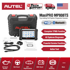 Autel MP808TS OBD2 Scanner Diagnostic Tool Auto Full Systems BT WIFI Code Reader