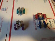 G1 Transformers cassette lot Beastbox Squawktalk Grandslam Raindance