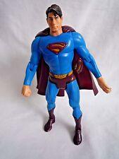 """Superman Returns 7"""" figura de fuerza de vuelo Dc Comics Con Pullstring"""