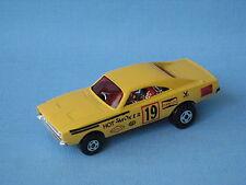 Matchbox Superfast Dodge Dragster Hot Smoker Roman Numeral UB 75mm