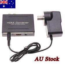 HDMI to HDMI SPDIF RCA L/R 5.1CH Sound Audio Extractor Splitter Converter 1080P