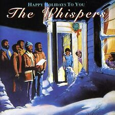 The Whispers - Happy Holidays to You [New CD] Canada - Import