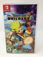 Dragon Quest Builders 2 -- Standard Edition (Nintendo Switch, 2019)