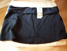 Cover Up - Gidget Skirt - Island Escape - in Black - size 12 (No built in Panty)