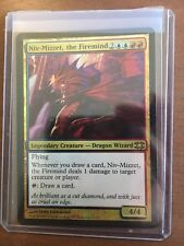 MTG 1x  Niv-Mizzet, the Firemind - Foil NM-Mint From the Vault: Dragons English