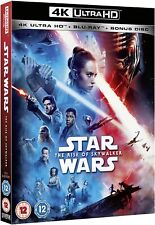 STAR WARS : THE RISE OF SKYWALKER (4K ULTRA + BLU RAY 3 DISC) NEW SEALED