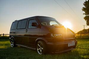 Volkswagen Caravelle custom Projektzwo 2.5l petrol automatic RHD 7 seats camper