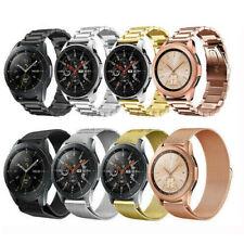 Correa de pulsera iwatch banda de Metal para Samsung Galaxy S3 Reloj 42/46mm Gear