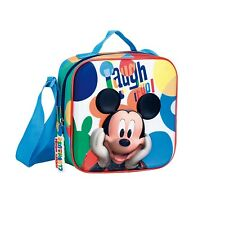 Mickey Mouse Clubhouse Lunch Bag Disney Cooler Insulated School Travel Bag
